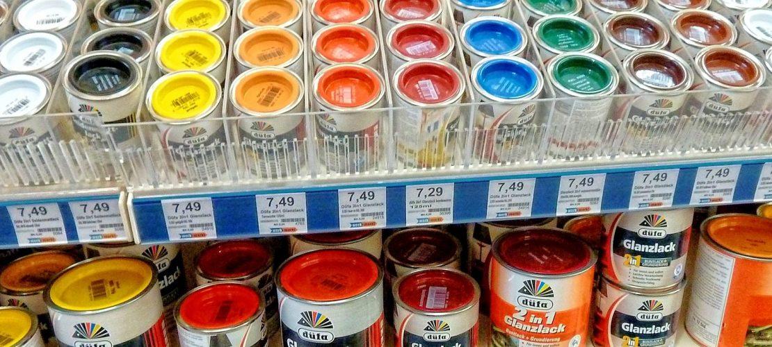 Farben und Lacke bei Werkmarkt Probst