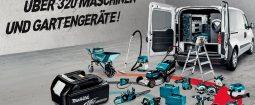 Ein Akku für über 320 Maschinen – Makita bei Werkmarkt Probst