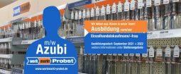 Wir suchen Auszubildende zum Einzelhandelskaufmann /-frau ::: Werkmarkt Probst Wörth an der Donau